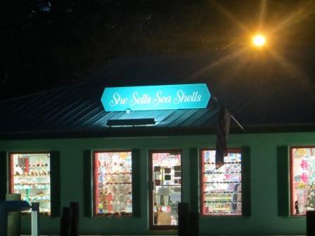 She Sells Sea Shells :)