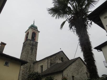 Örtchen am Lago Maggiore