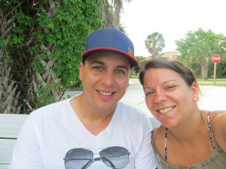 Unterwegs im Lovers Key State Park