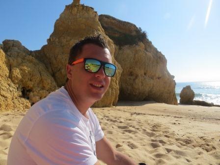 Birthday on the Beach