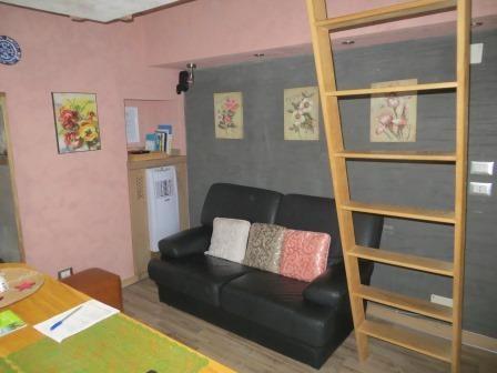 Unsere Ferienwohnung - das Wohnzimmer