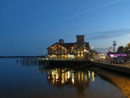 Abendstimmung in Cedar Key