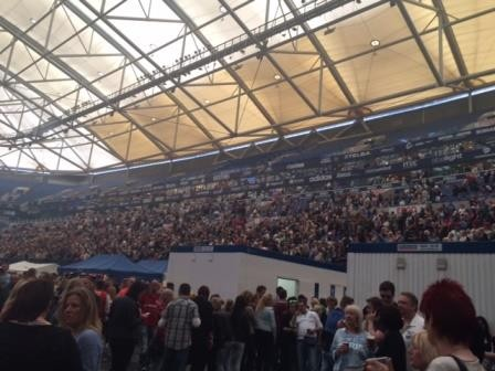 Schalke Olé 2015 - 40.000 Besucher