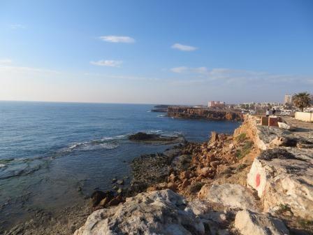Küste von Torrevieja