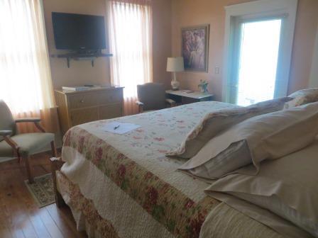 Unser gemütliches Bett