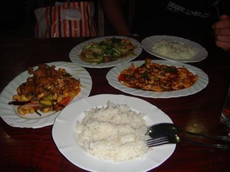 We love Thai-Food!!!