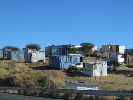 Townships von Windhoek