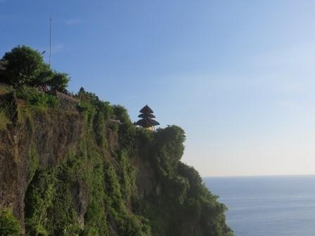 Pura Luhur Ulu Watu Tempel