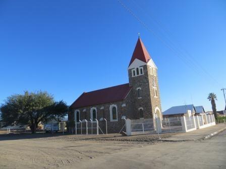 Stadtkirche  von Keetmanshoop