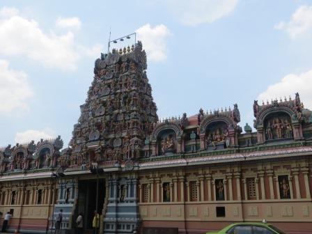 Hindutempel Sri Kandaswamy Kovil