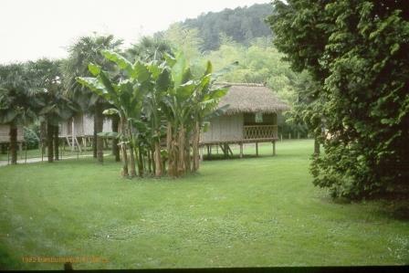 La Bambouseraie in Prafrance