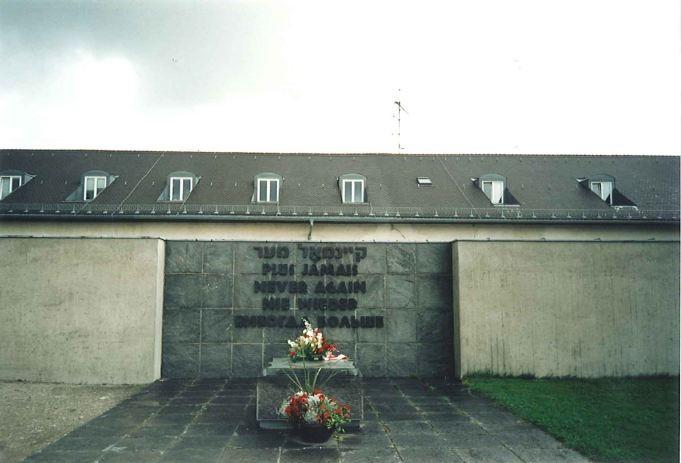 Denkmal im KZ Dachau