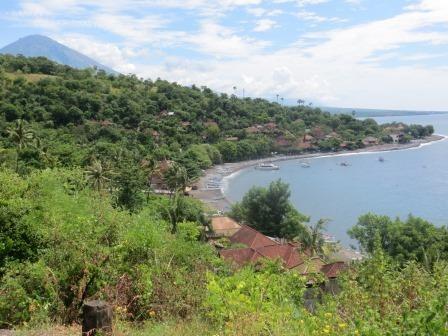 Bucht von Amed