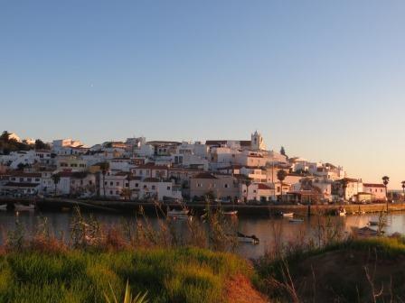 Abendstimmung in Ferragudo