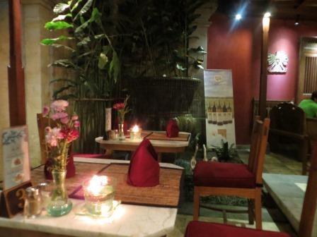 Restaurant in Ubud