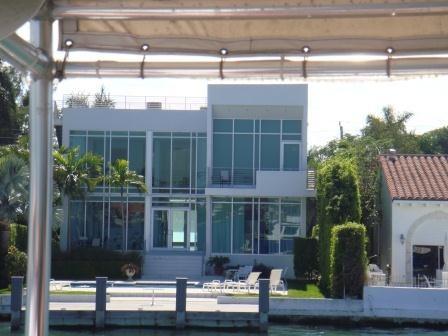 Die Villa von George Clooney