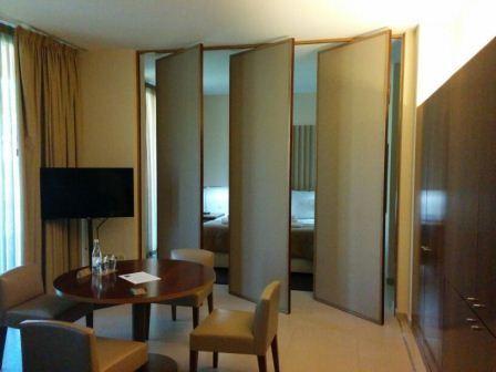Schöne Hotelzimmer