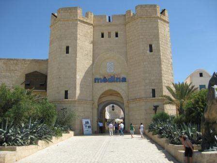 Shopping in der Medina