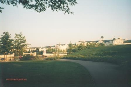 Unser Disneyhotel Newport Bay