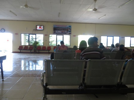 Flughafen Labuan Bajo