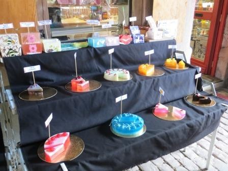 Impressionen aus Ribeauvillé - Seifen
