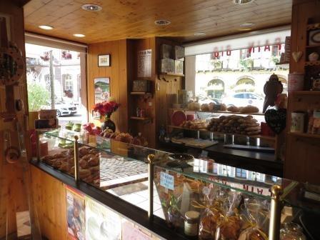 Bäckerei in Ribeauvillé