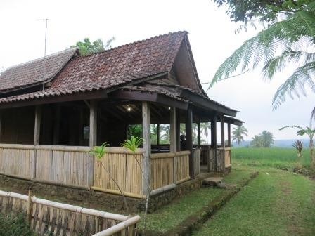 Warung im Dorf
