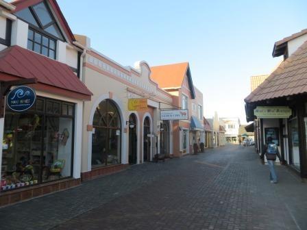Innenstadt von Swakopmund