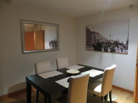 Esszimmer unseres wunderschönen Apartments