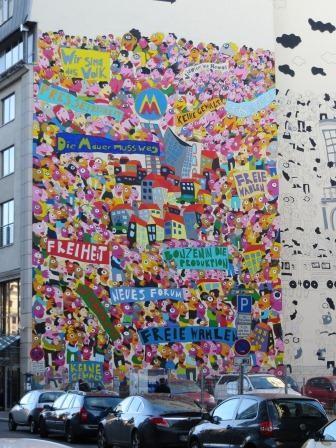 Fassaden-Kunst