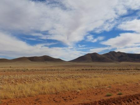 Faszinierende Landschaft