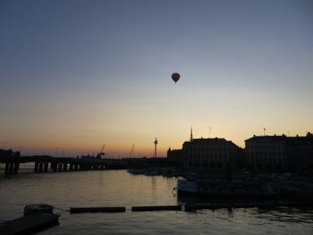 Gute Nacht Stockholm