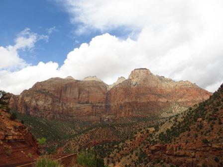 Der Zion Nationalpark