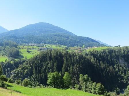Tolle Landschaft in Österreich