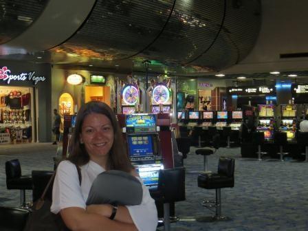 Am Las Vegas Airport