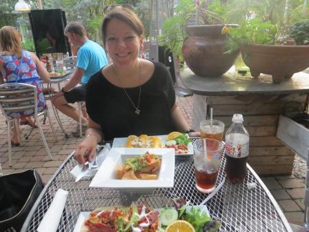 Leckeres Abendessen beim Mexicaner