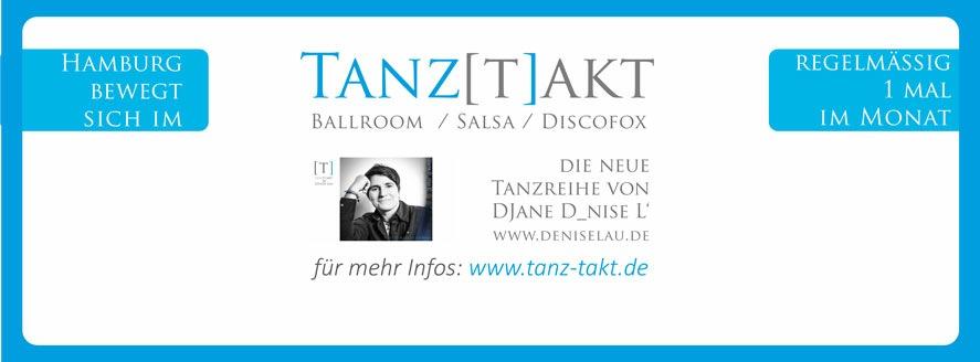TanzTakt - Flyer