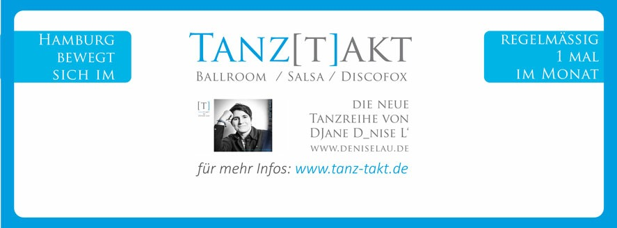 TanzTakt - Flyer (Pic by Marion Stephan)