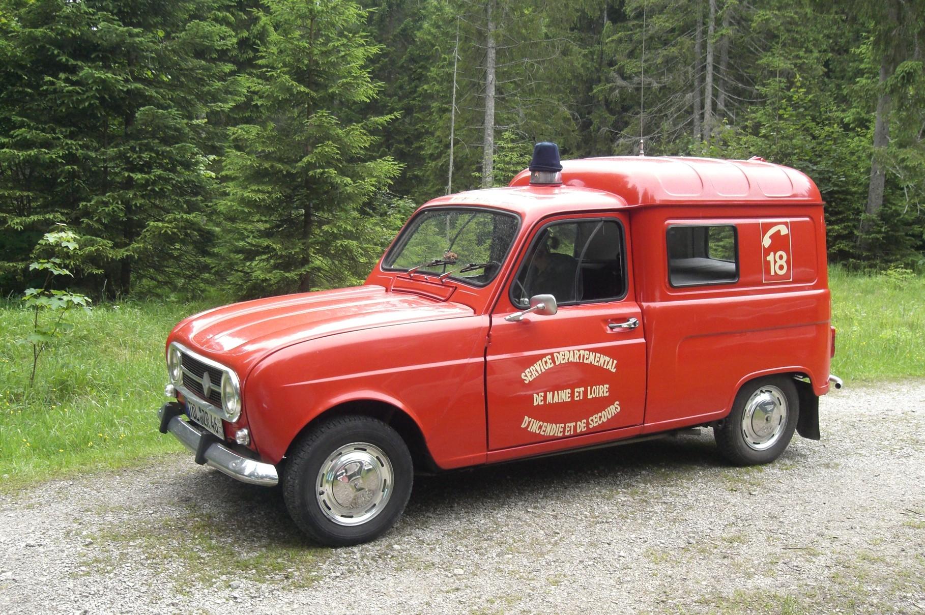 R4F4 Feuerwehr