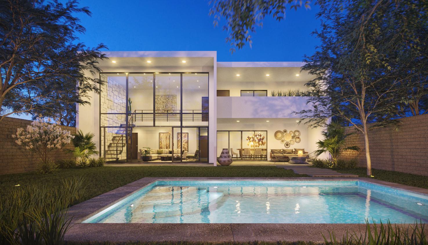 Qu es un render arquitectura y renders - Que es un porche en arquitectura ...