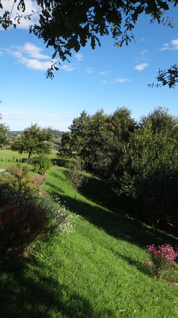 le jardin de ZAXIKO BORDA
