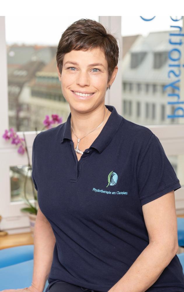 Yolanda Hochstrassen, Physiotherapie Basel am Claraplatz