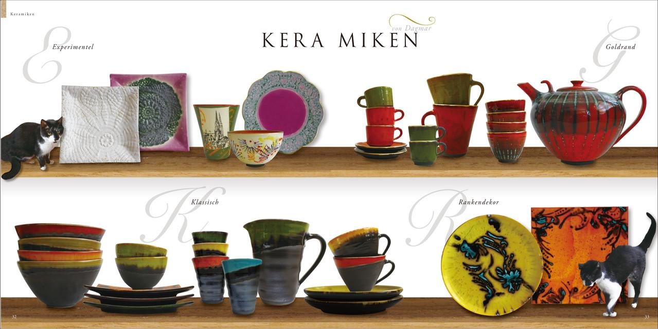 Keramiken von Dagmar