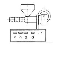 IMEXO Handelskontor GmbH, Bargteheide | Grafik: EX-10 Laborextruder