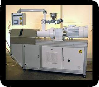 IMEXO Handelskontor GmbH, Bargteheide | Grafik: EX-35 Produktionsextruder