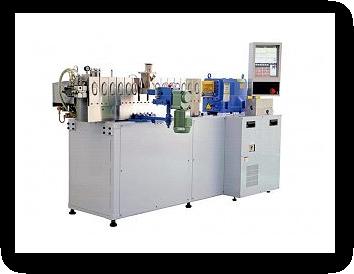 IMEXO Handelskontor GmbH, Bargteheide | Grafik: Doppelschneckenextruder Tex 25 Alpha III - ein kompakter Laborextruder
