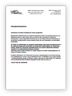 Preview-Grafik: Download Pressemitteilung - IMEXO Handelskontor GmbH, Bargteheide