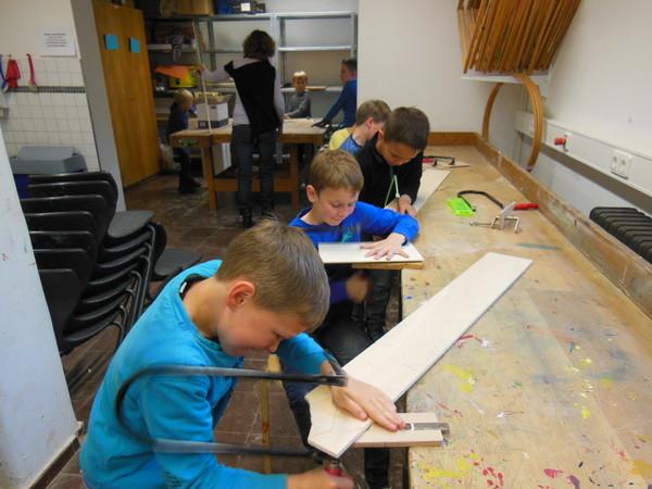 Projekt Zaunlatten Hartenschule Mahringen