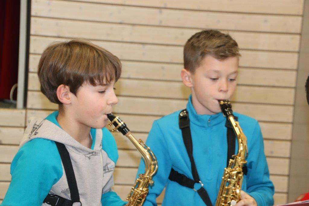 Saxofon - wow!