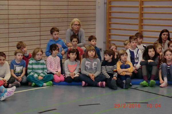 Die blaue Lerngruppe